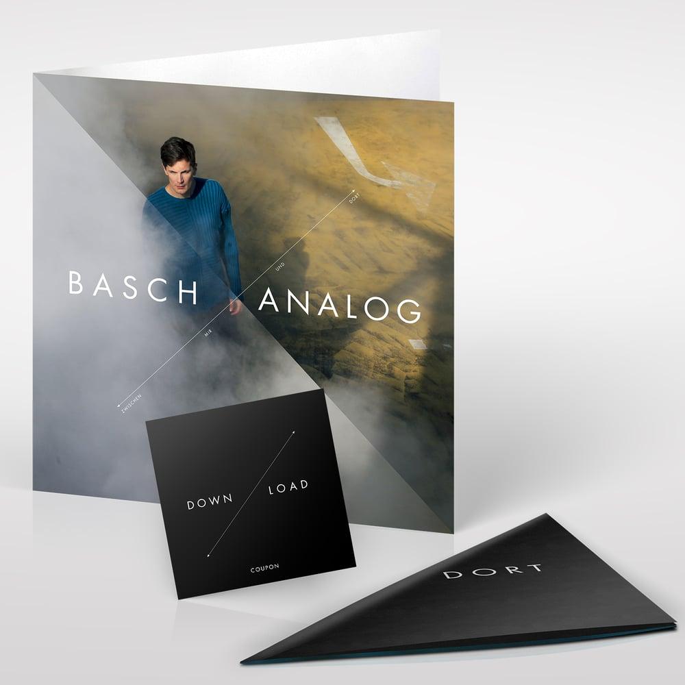 Image of BASCH ANALOG, ZWISCHEN MIR UND DORT — Album mit Download-Code + Bonus Tracks (Instrumentals)