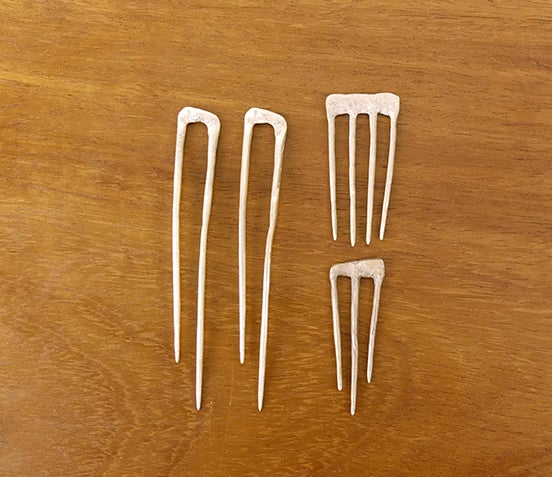 Image of Bronze Hair Pins