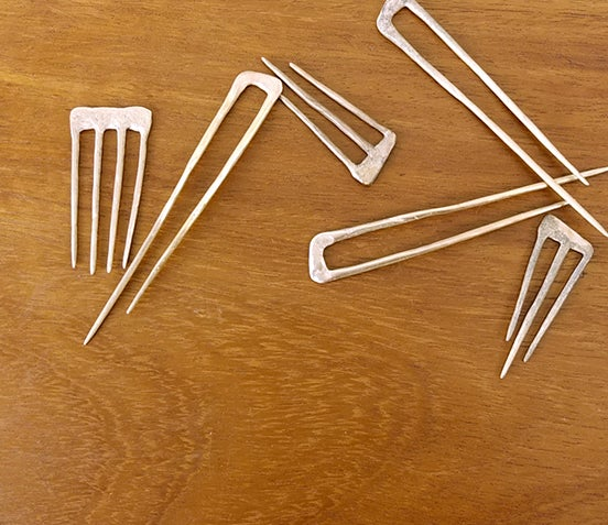 Image of Bronze Hair Pins
