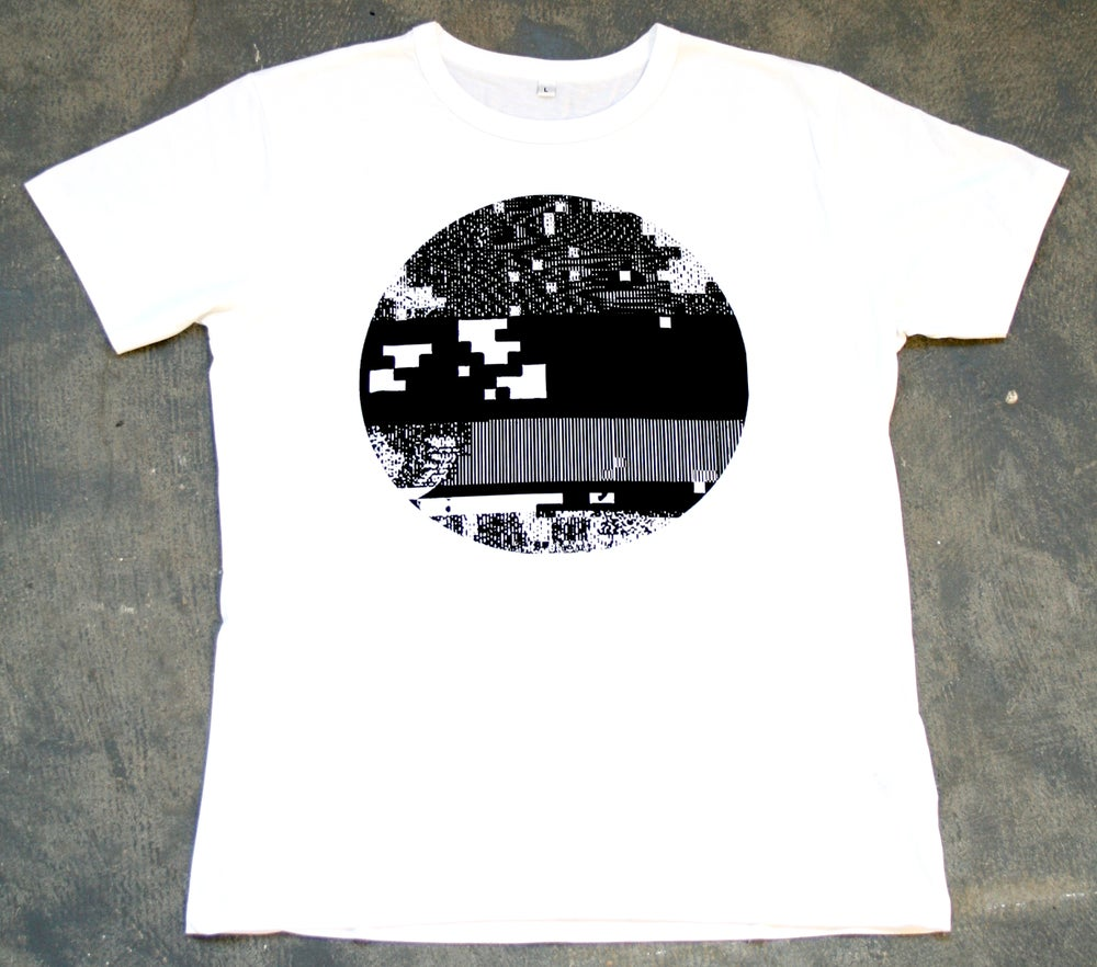 Image of 'AVPG™' T-Shirt (TDR™/ AVPG™062 — The Empty Shell of Fucking Hell)