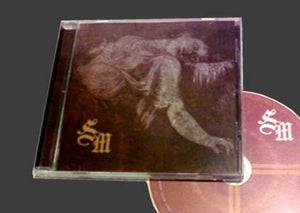 Image of Silver Loves Mercury - Treasures of Gomorrah CD