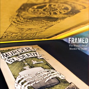 Image of Framed: The Poster Art of MBD Book