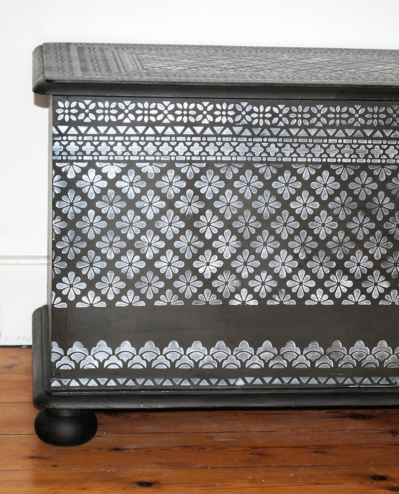Image of Oberoi Stencilled Chest