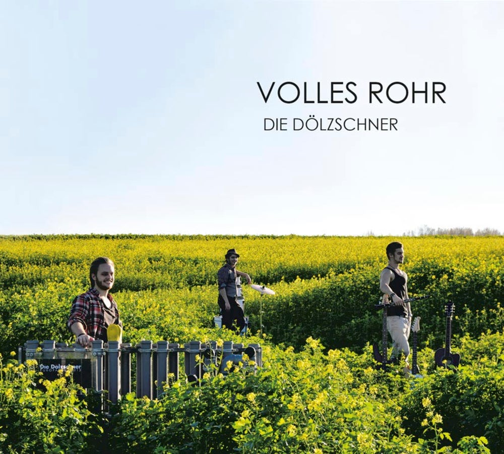 "Image of Digital Download ""Volles Rohr"" (+Vinyl-Record)"