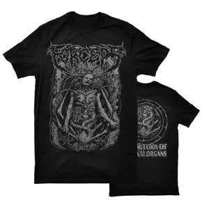 Image of Transmutation T-Shirt Front - Back