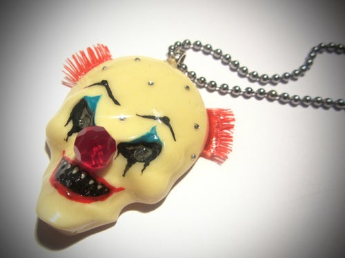 Image of Evil Clown Pendant