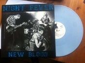 "Image of NIGHT FEVER - New blood  12"" E.P."