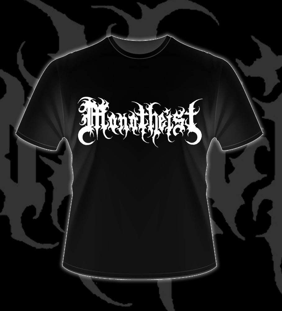 Image of Monotheist Logo T-Shirt