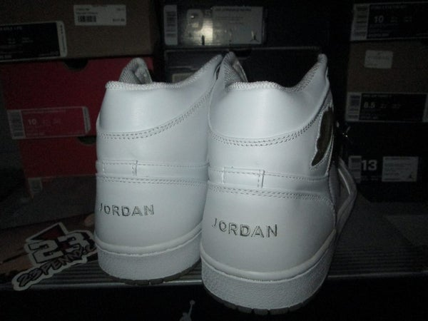 "Air Jordan I (1) Retro ""White/Metallic Silver"" - SIZE13ONLY by 23PENNY"