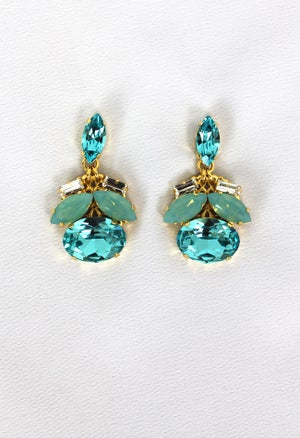 Image of TOURQUOISE EARRING