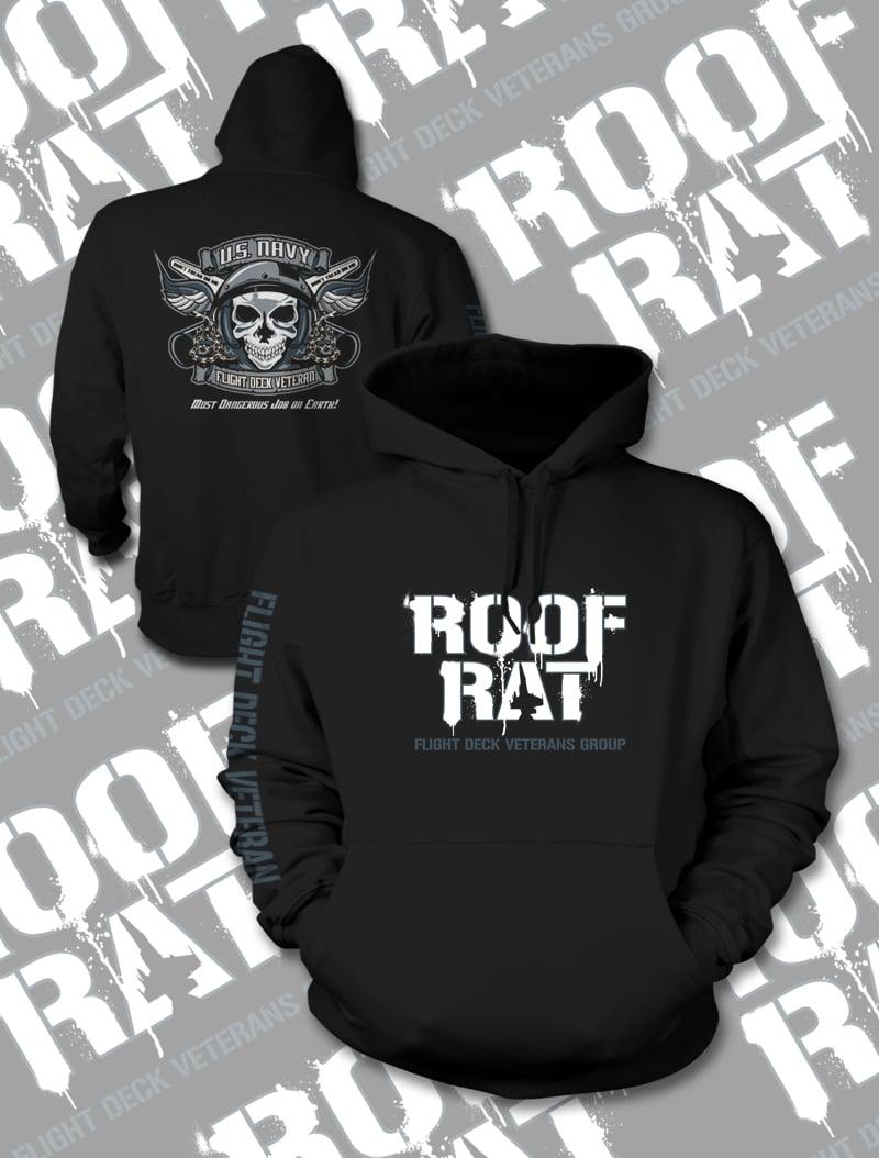 "Image of ""Reaper Logo"" Roof Rat Hoodie"