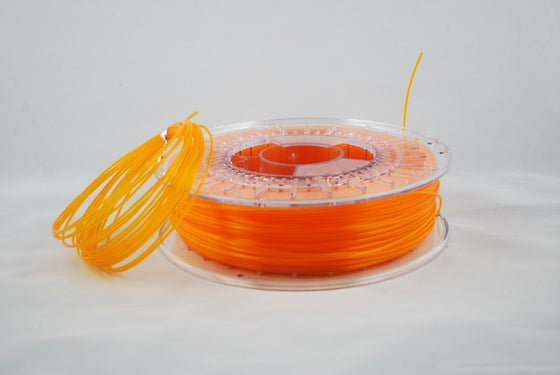 Image of Translucent PLA Sample 1.75