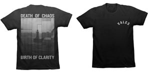 Image of Death of chaos birth of clarity t-shirt