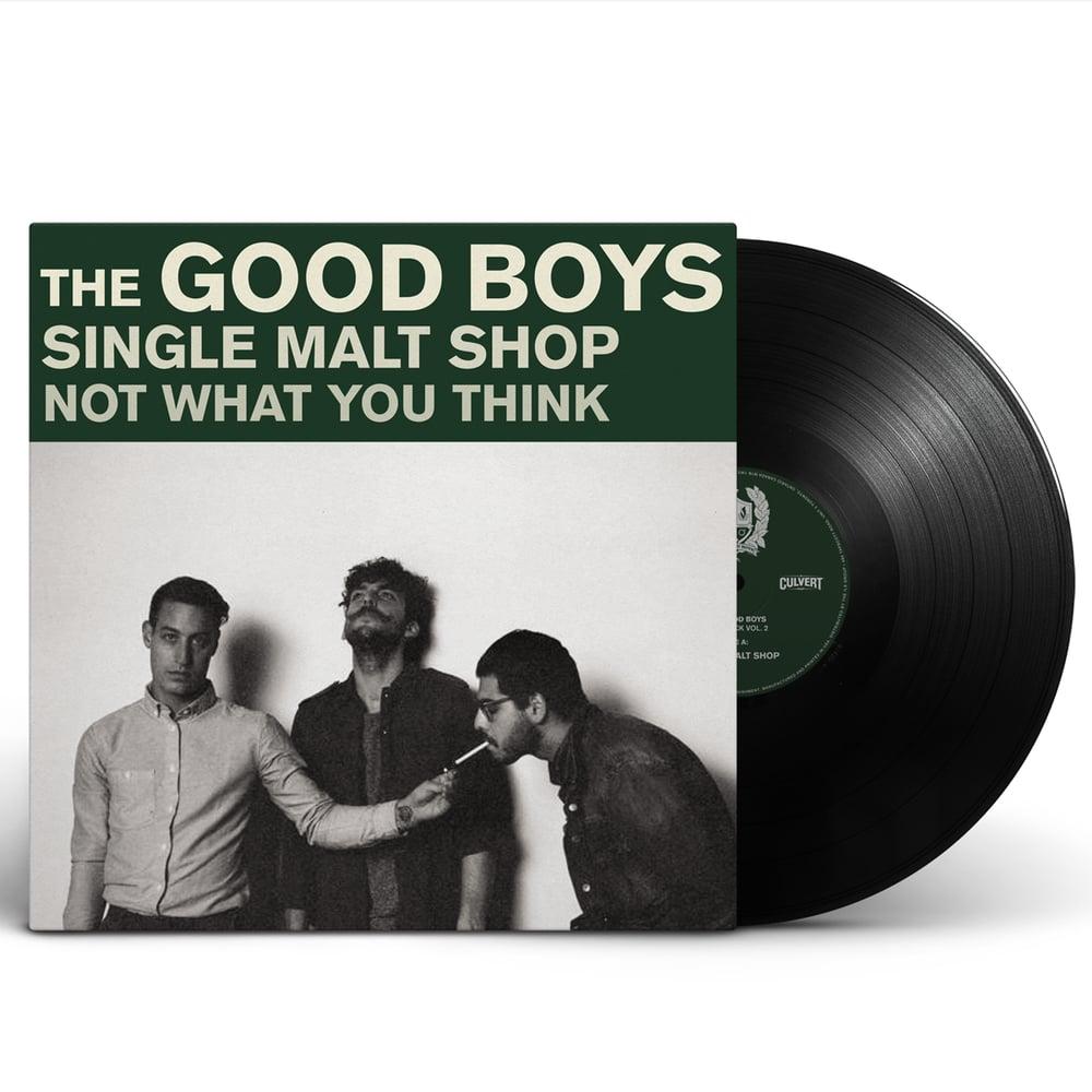 "Image of The Good Boys - Single Malt Shop (7"" Vinyl)"