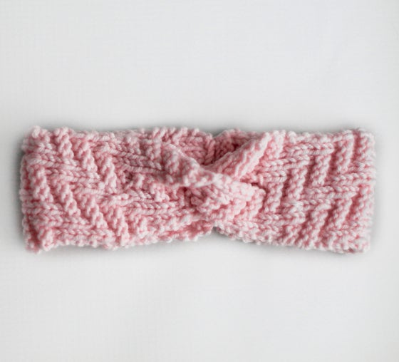 Image of Lexie Merino Wool Headband