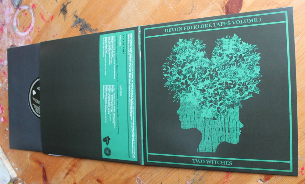 Image of Devon Folklore Tapes Vol.I - Two Witches