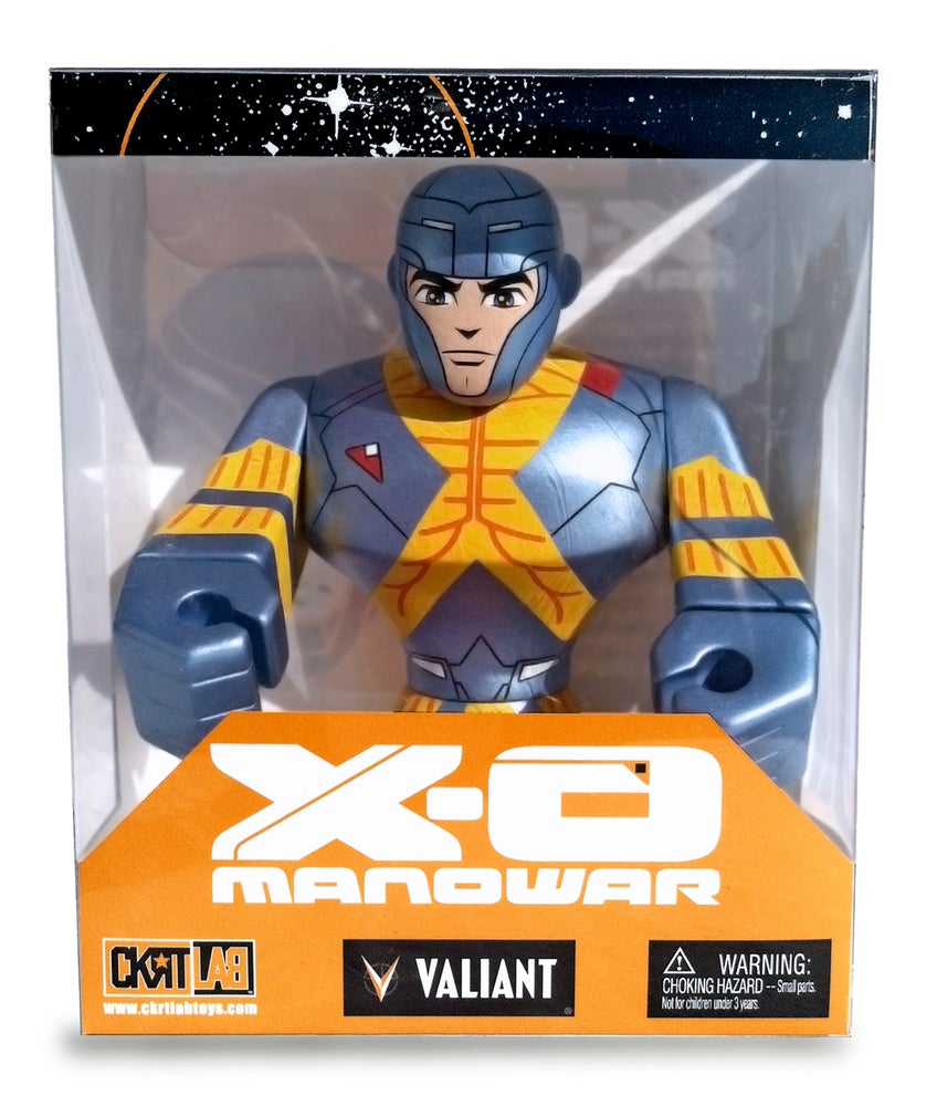 Image of VALIANT X-O MANOWAR
