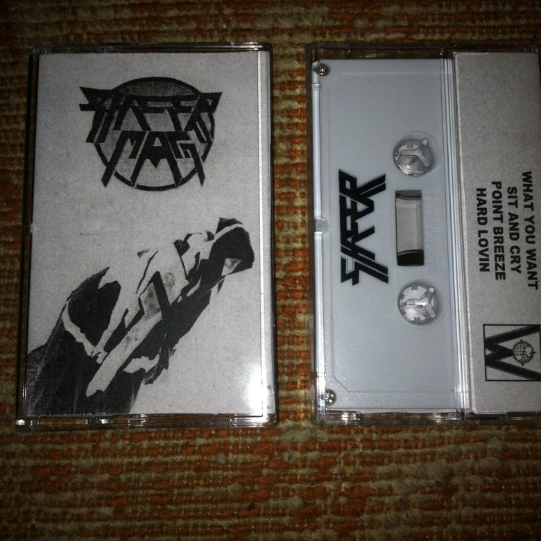 "Image of SHEER MAG ""I"" CASSETTE"