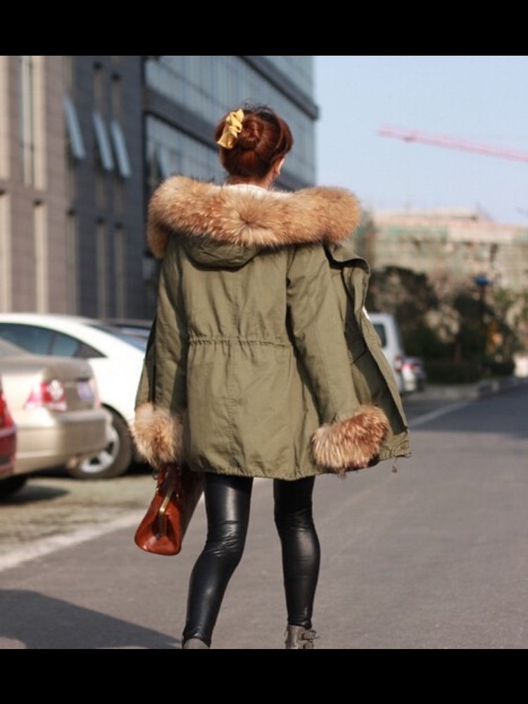 "Image of The ""Beyonce"" Parka"