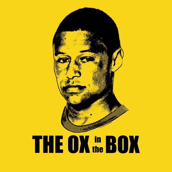 Image of OX IN THE BOX (gold)
