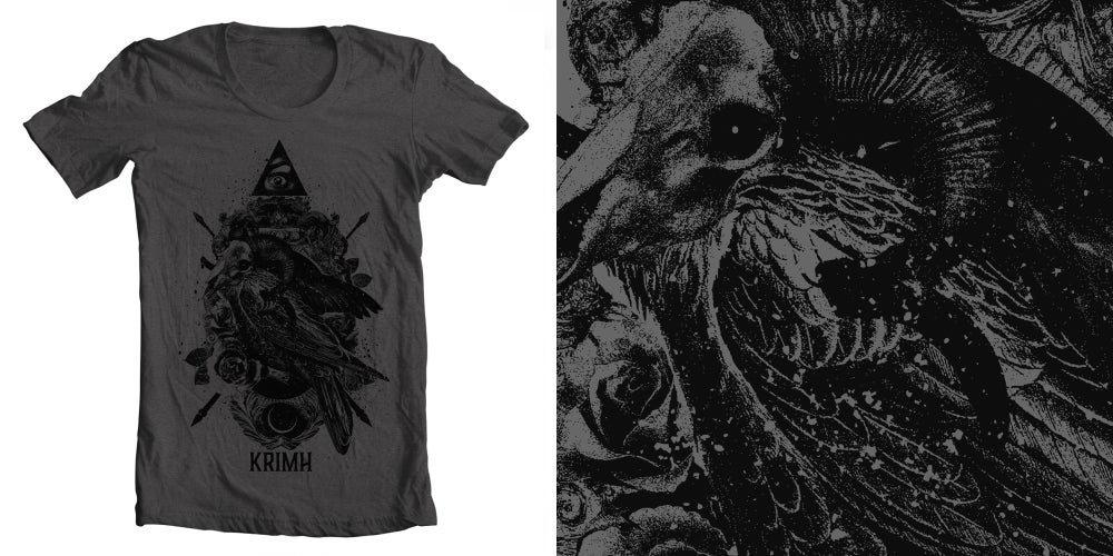 Image of Men - DEAD BIRD - Shirt