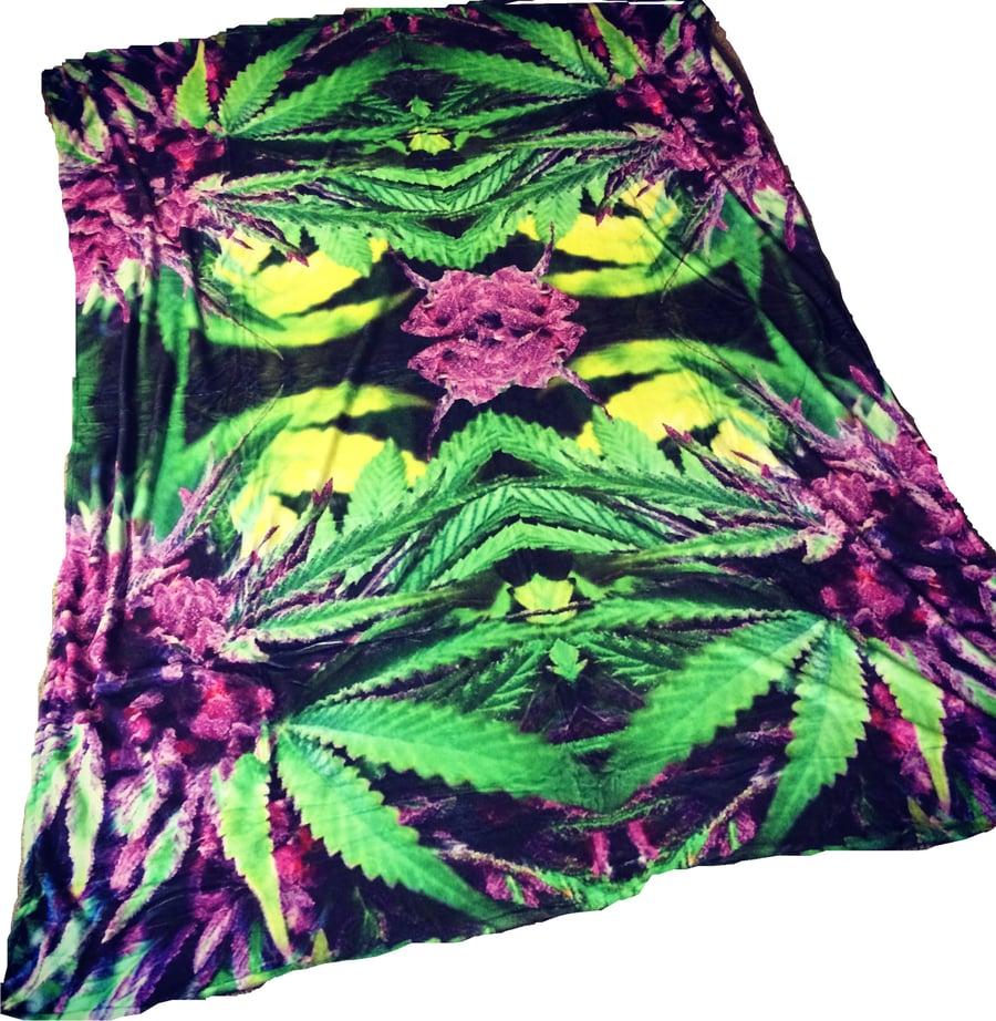Image of Purple Haze Blanket
