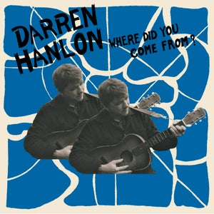 Image of Darren Hanlon - Where Did You Come From? CD (FYI014)