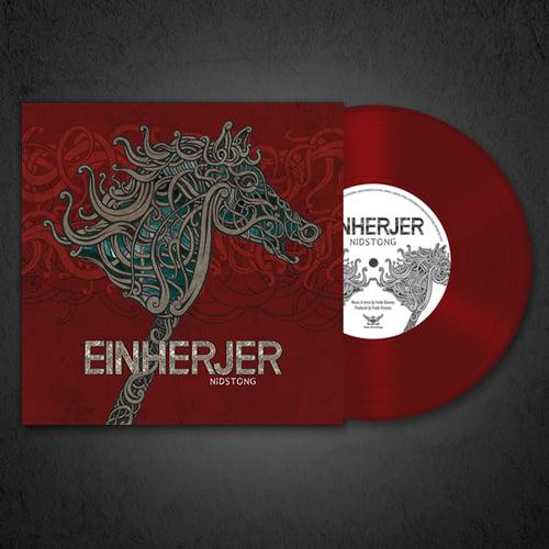 """Image of NIDSTONG - 7"""" vinyl"""