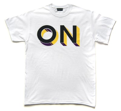 Image of 'On t-shirt' by Archie Proudfoot