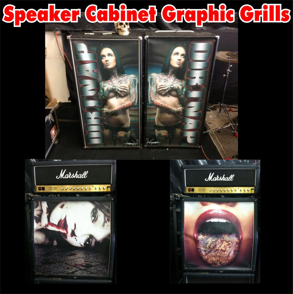 Image of SPEAKER GRAPHICS