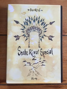 Image of Snake River Special 2 Blu-Ray