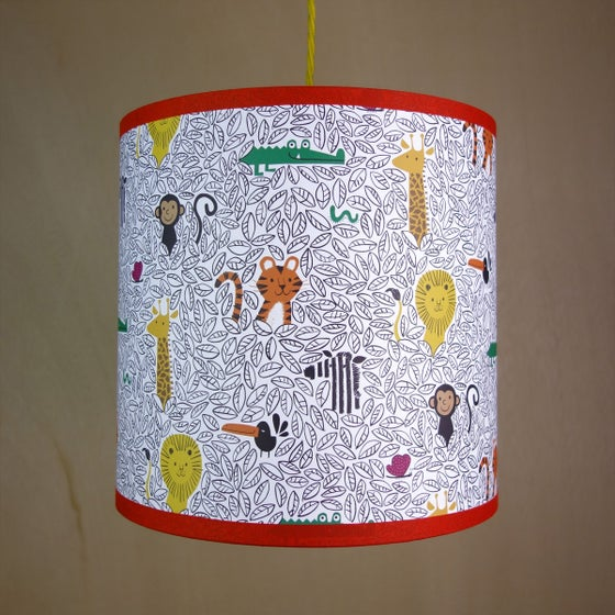 Image of Lampshade | Jungle