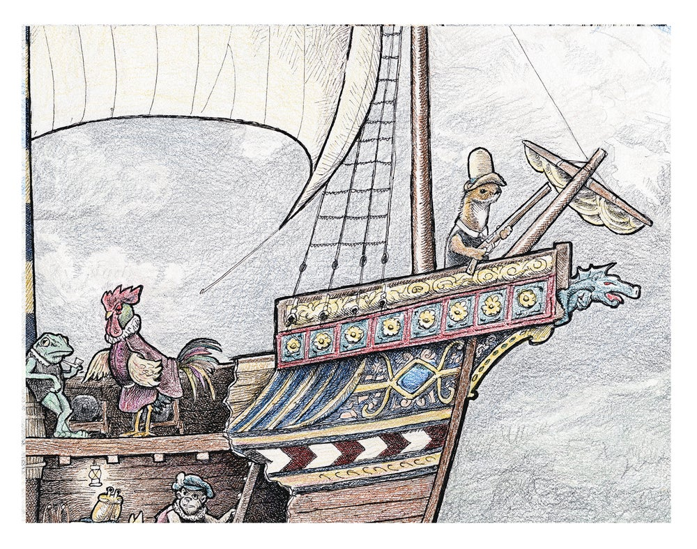 Image of The Carrack