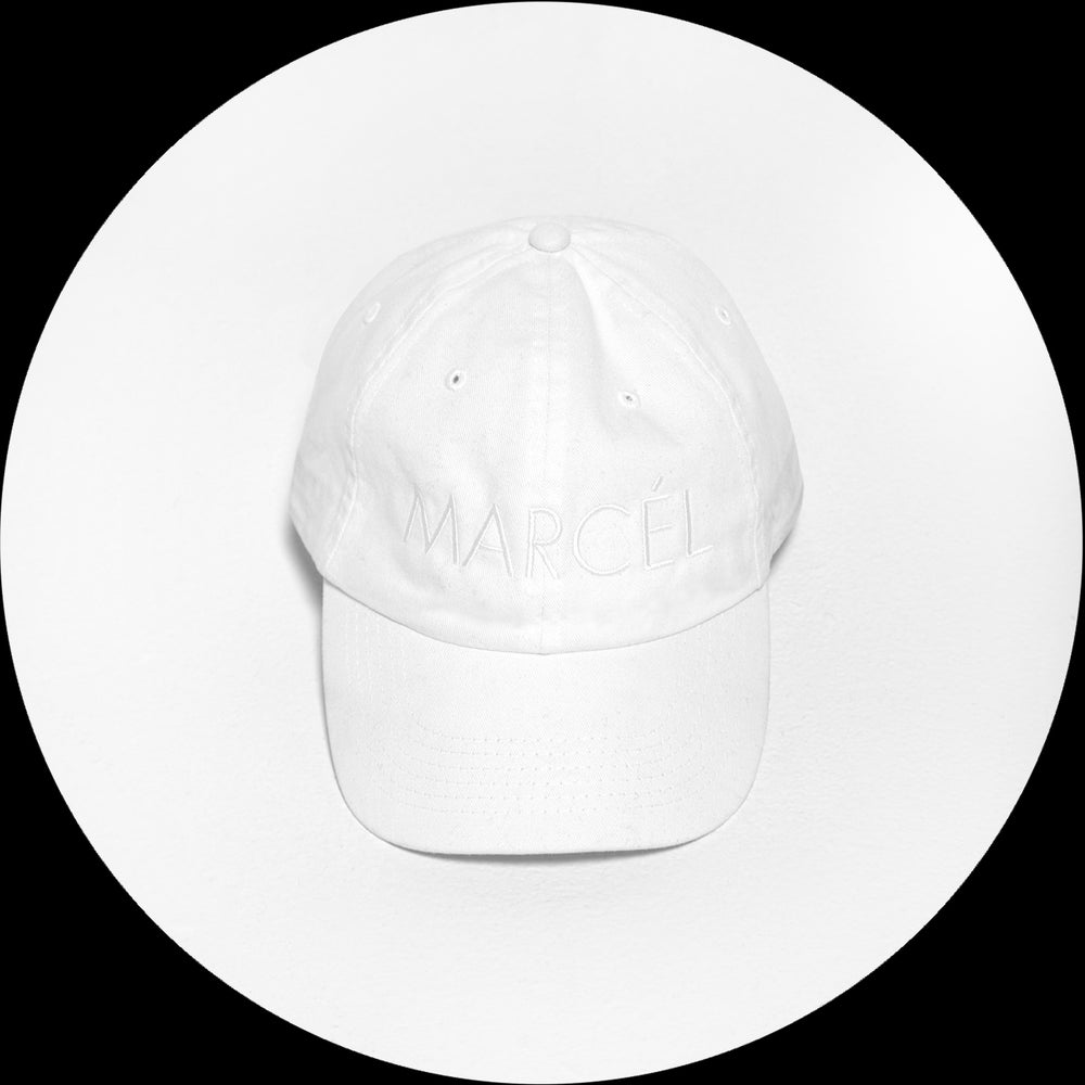 Image of Snow White Chino Cap