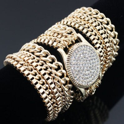 Image of Chain Wrap Bracelet