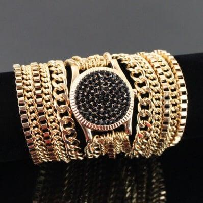 Image of Chain Wrap Bracelet