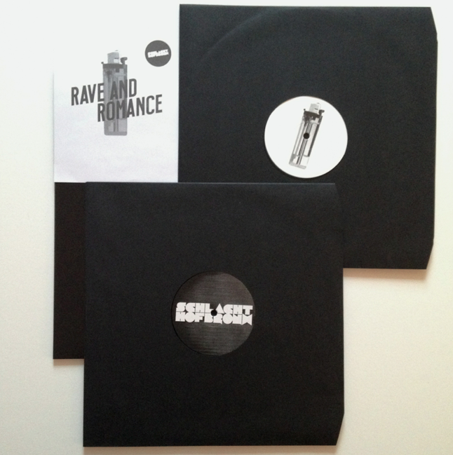 "Image of Schlachthofbronx - Rave And Romance 2x12"" Vinyl"