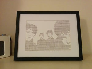 Image of The Charlatans / Tellin' Stories Print
