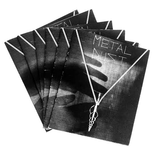 Image of METAL DUST ZINE