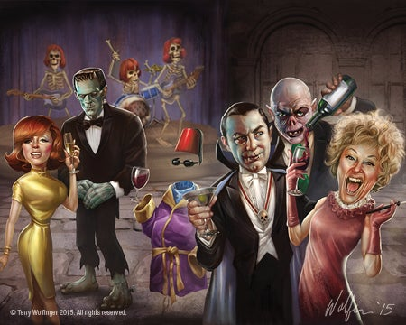 Image of Mad Monster Party