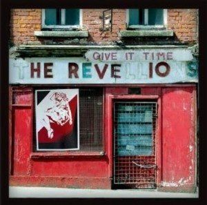 Image of The Revellions ‎– Give It Time CD album