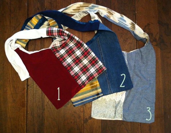 Image of Handmade Shoulder Bags