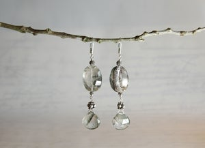 Image of Phantom Quartz Earrings