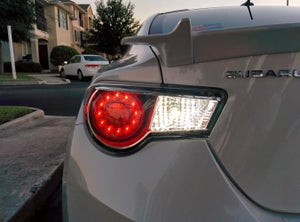 Image of FR-S / BRZ Tail as Turn +Backup Module