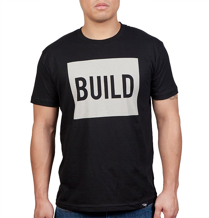 Image of Build (Black)