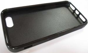 Image of Palms Koa wood phone case