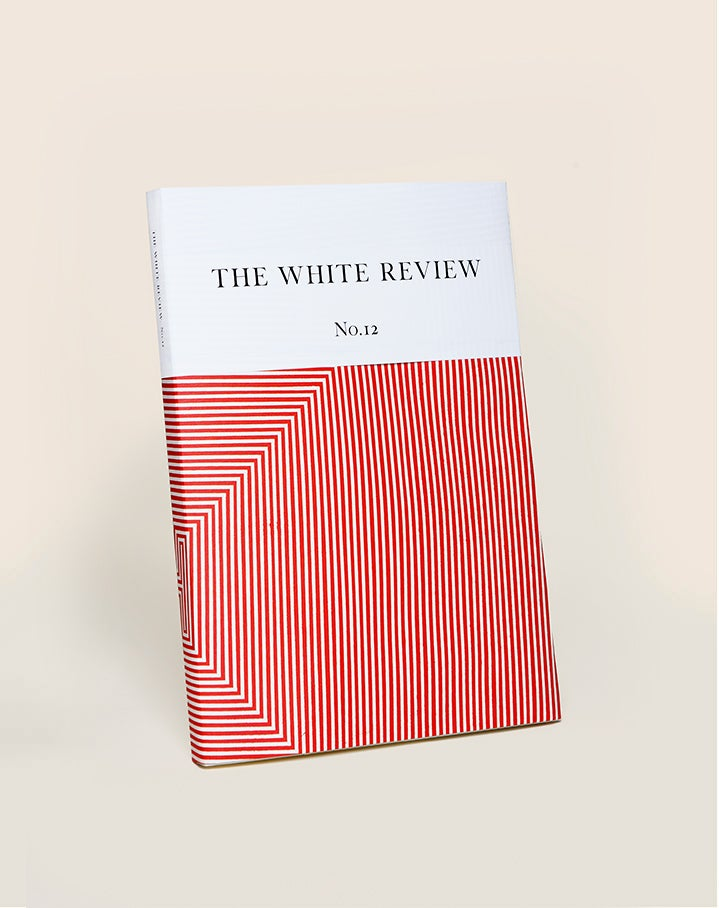 Image of The White Review No. 12