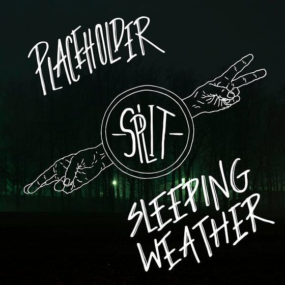 "Image of Placeholder / Sleeping Weather - Split 7"""