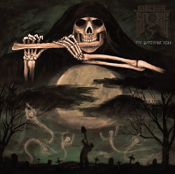 Image of DOCTOR SMOKE - The Witching Hour CD