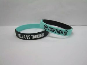 Image of Talla vs. Taucher - Together - das Armband / The wristband